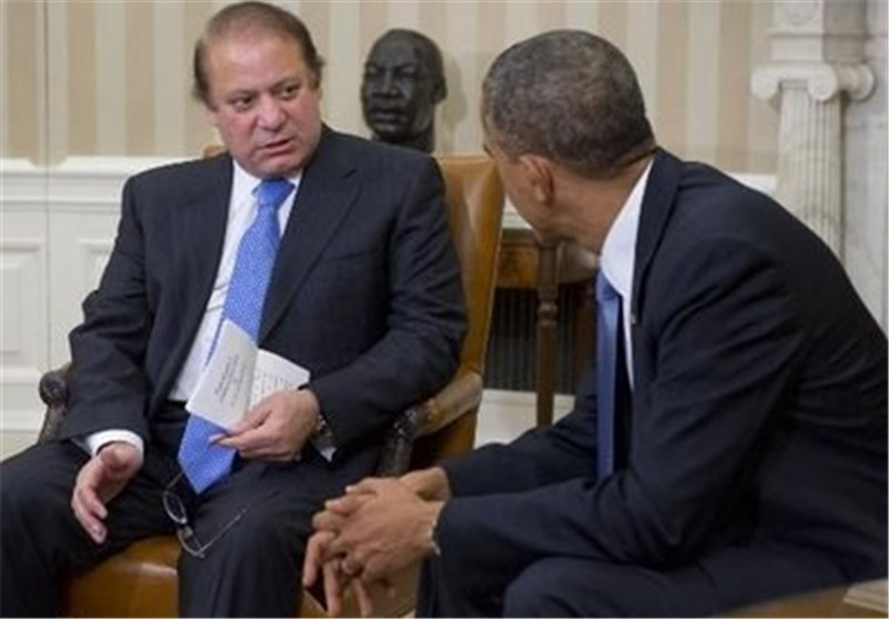 Pakistan's Sharif Asks US to End Drone Attacks