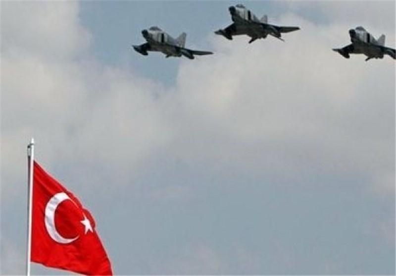 7 کشته و زخمی در حملات هوایی ترکیه به کردستان عراق
