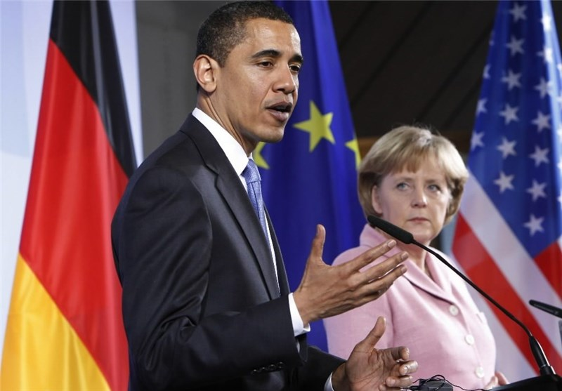 Report: US Spied on Merkel Since 2002