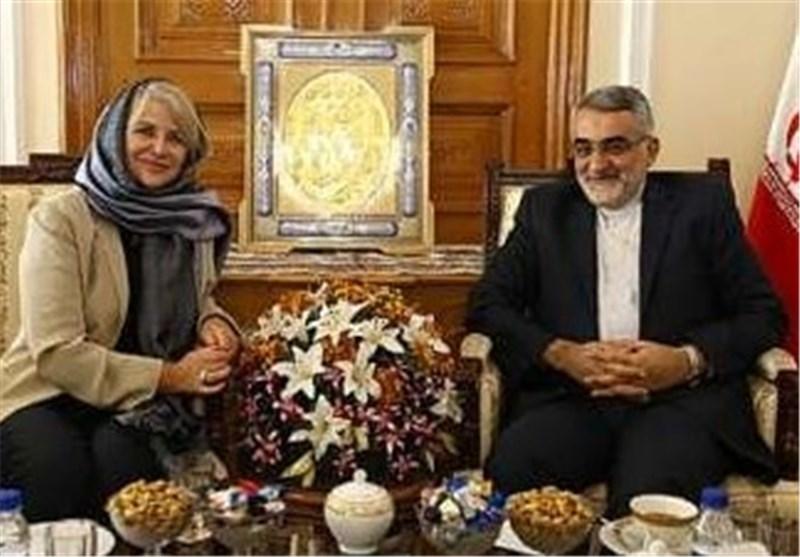 French Senators Say Iran, France Parliaments Can Facilitate Bilateral Ties