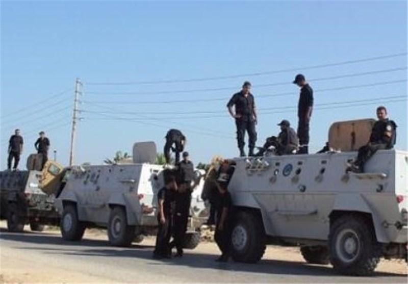 کشته شدن 6 فرد مسلح در مصر