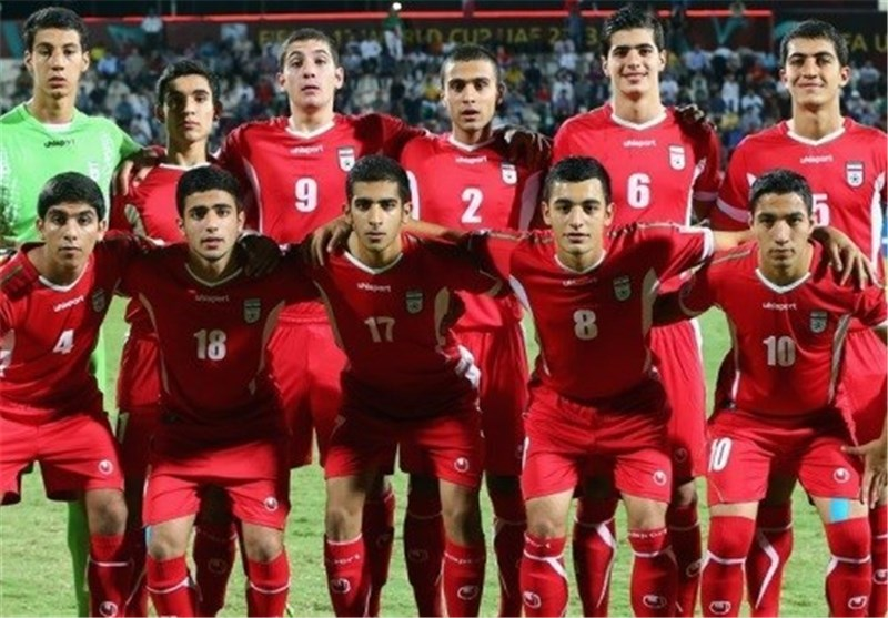 Iran Drawn with Saudi Arabia in AFC U-16 Championship