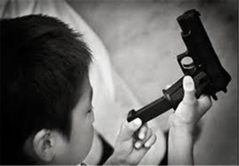 امریکا : 4 قضایا تتعلق بالسلاح خلال أسبوع .. أبطالها أطفال !