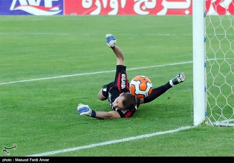 شعار هوای پاک در مرحله یک چهارم نهایی جام حذفی