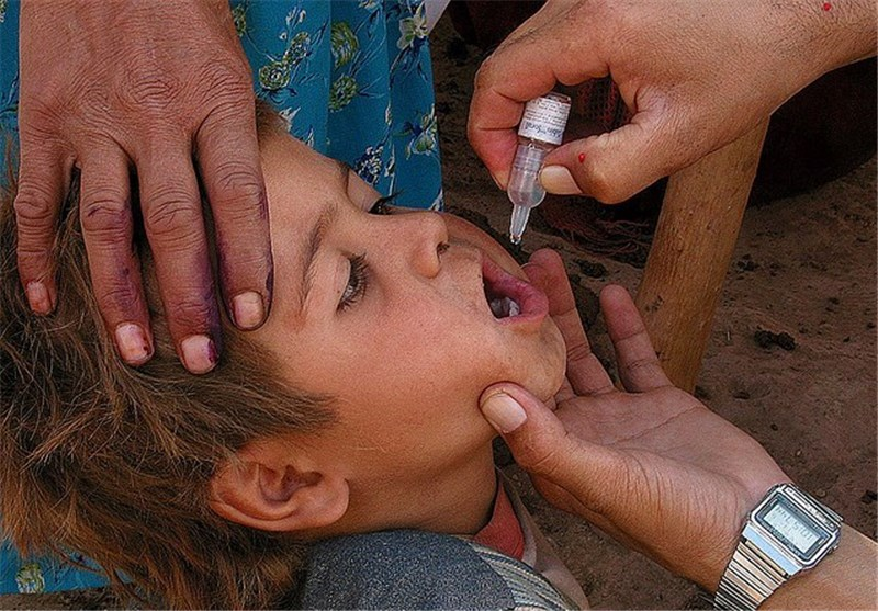 اجرای طرح واکسیناسیون فلج اطفال در زاهدان