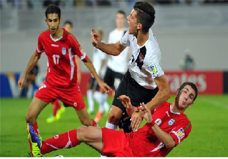 برتری تیم نوجوانان ایران مقابل اسپورتینگ لیسبون