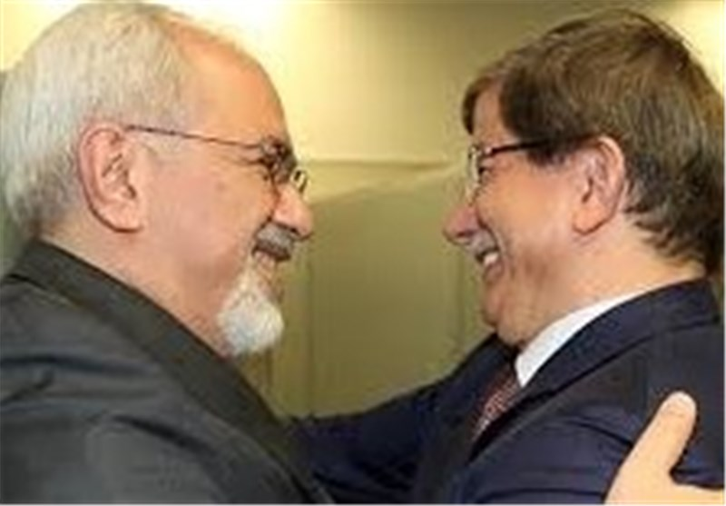 Iranian Foreign Minister to Visit Turkey Next Week, Says Davutoglu