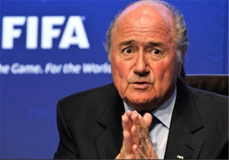 Blatter to Meet Parliament Speaker Tomorrow