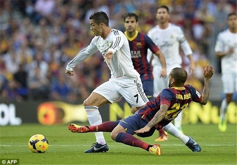 فوتبال رئال بارسلونا