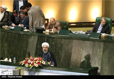 Photos: Iranian Parliament Holds Debate on Cabinet's Remaining Posts