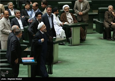 Iranian Parliament Holds Debate on Cabinet's Remaining Posts