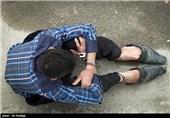 تعقیب و گریز شبانه پلیس با پرایدی که خلاف جهت در رسالت میراند