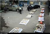 8 باند قاچاق مواد مخدر در هرمزگان متلاشی شد