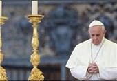 پاپ درگذشت ماندلا را تسلیت گفت