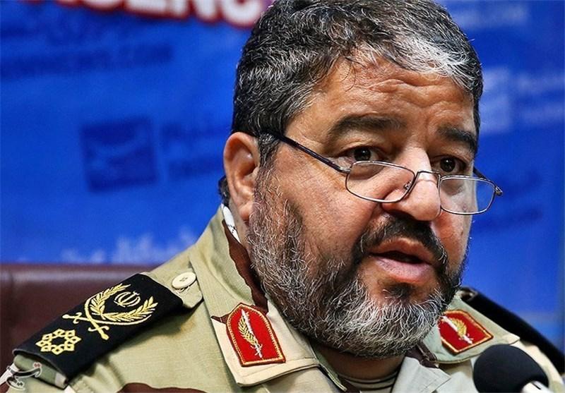 قائد عسکری : ستراتیجیتنا الدفاعیة تغیرت بفعل تواجد أمریکا بالمنطقة