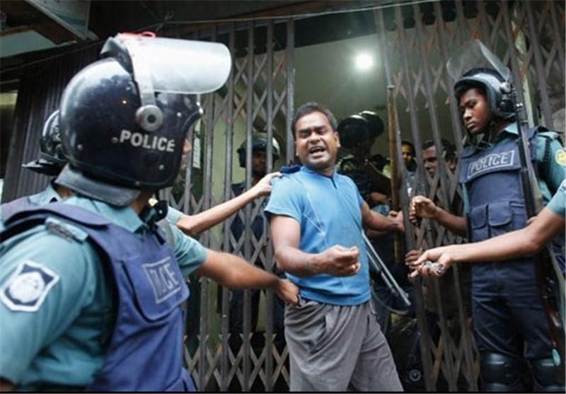 Bangladesh Halts Transports ahead of Rally