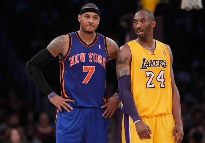 نیکس و لیکرز، باارزشترین تیمهای NBA