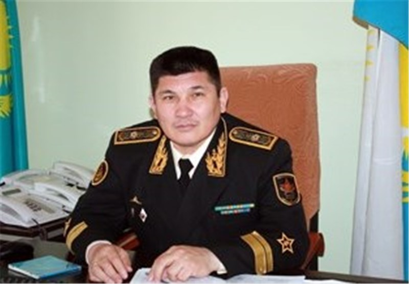 Kazakh Navy Commander Due in Iran Tomorrow