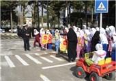 پارک ترافیک در استان البرز افتتاح شد