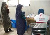 1750 بیمار در قالب کاروان سلامت در شمال سیستان و بلوچستان معاینه شدند