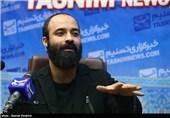 حضور رضا هلالی در خبرگزاری تسنیم