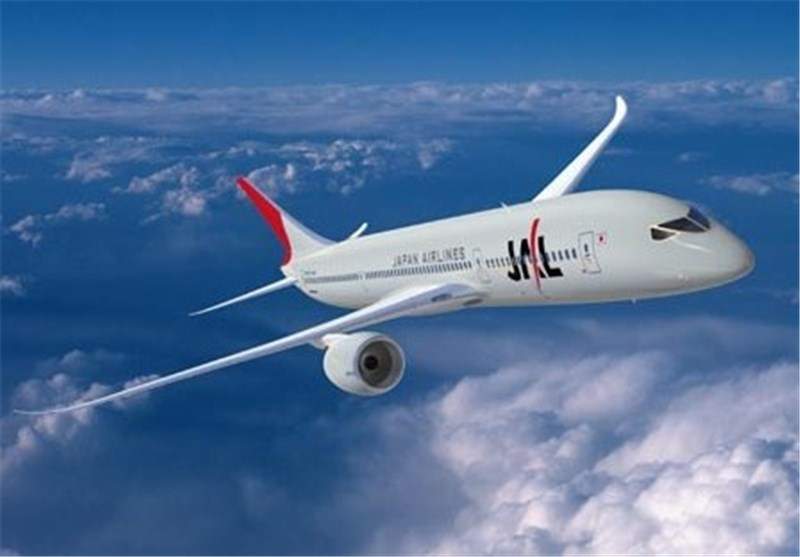 هواپیمای ژاپن