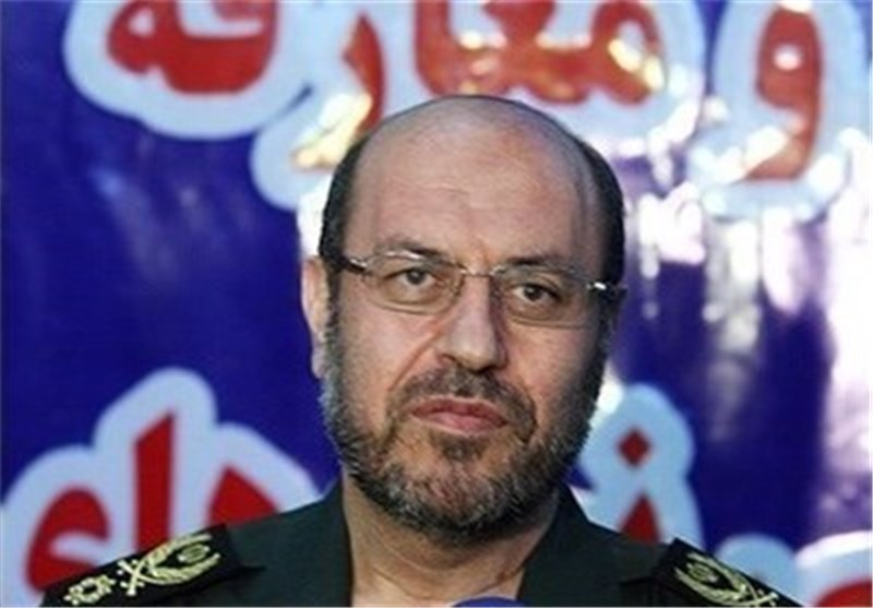 DM Stresses Iran's High Capability in Drone Production