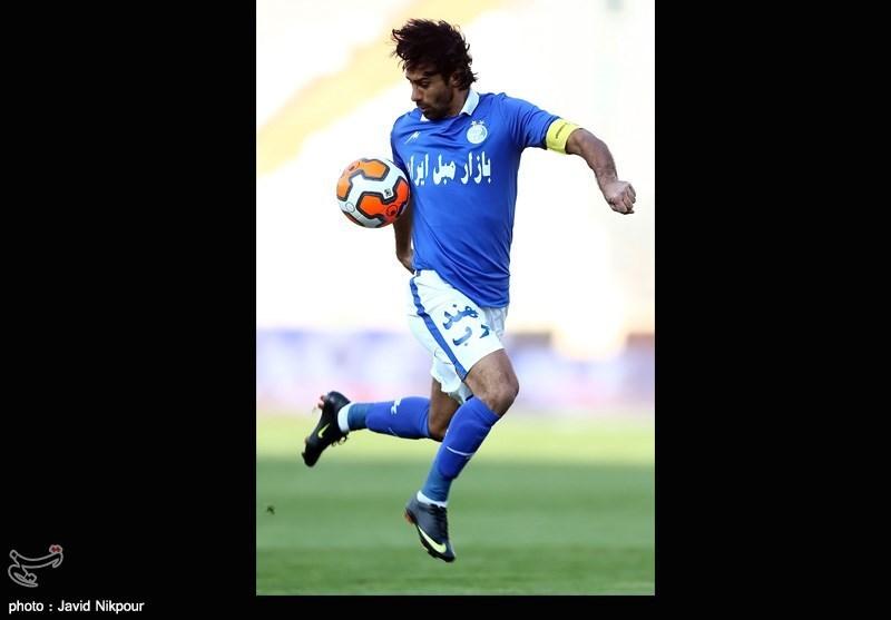 گزارش تصويري خداحافظی مجیدی از فوتبال در دیدار تیمهای استقلال و مس کرمان