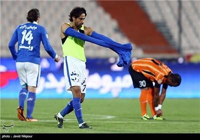 خداحافظی فرهاد مجیدی با فوتبال