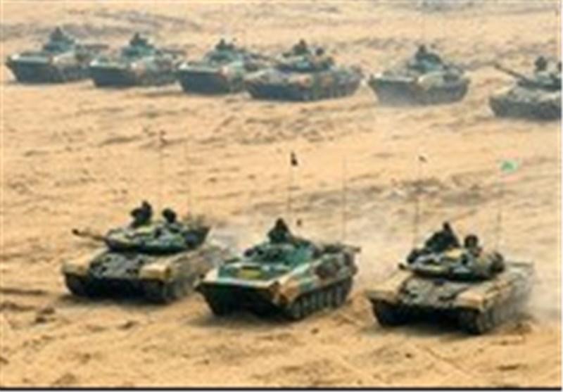 هند – تمرین نظامی مشترک هند و روسیه