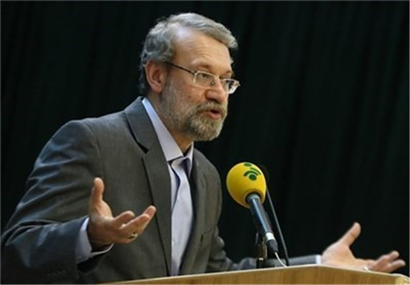 Iran's Speaker Has Positive Perspective on Nuclear Talks
