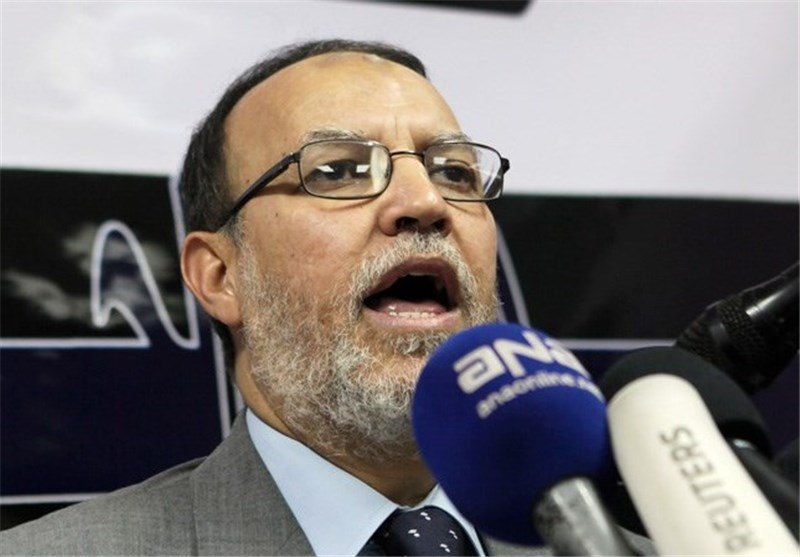 Egypt Police Arrest Senior Brotherhood Leader