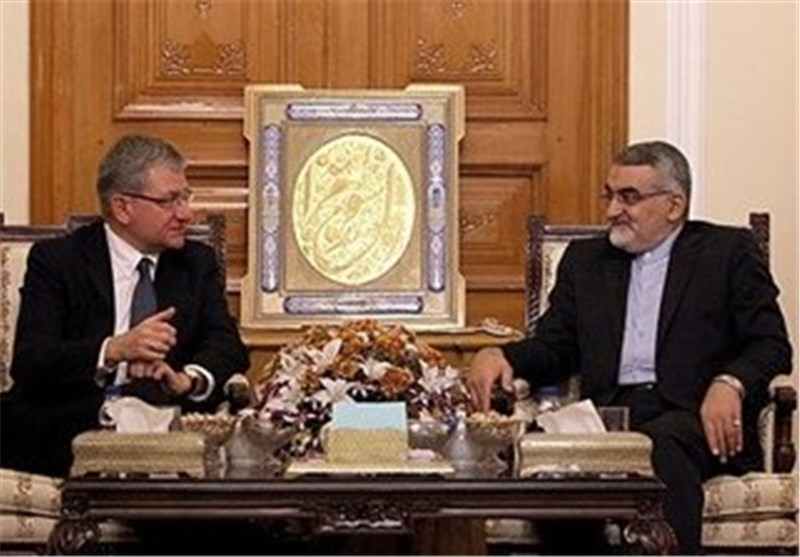 MP Says Iran Ready for Contributing to Regional Crisis Resolving