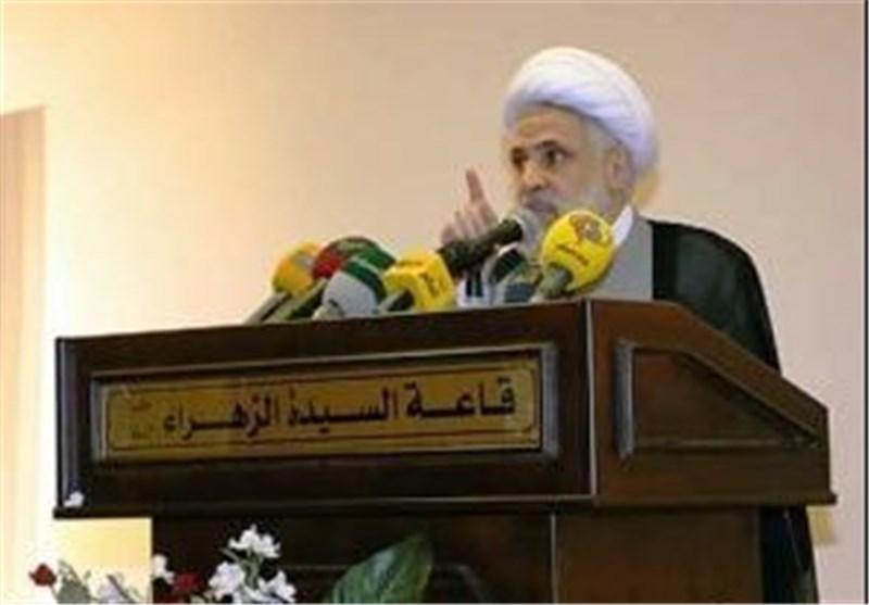 الشیخ نعیم قاسم : وضع حد لامتداد نیران الأزمة فی سوریا یساوی مقاومة الاحتلال «الإسرائیلی»
