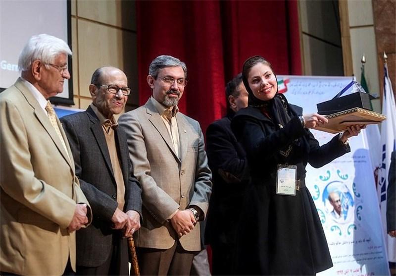 برگزیدگان جایزه بنیاد جهانی «پروفسور یلدا» معرفی و تقدیر شدند