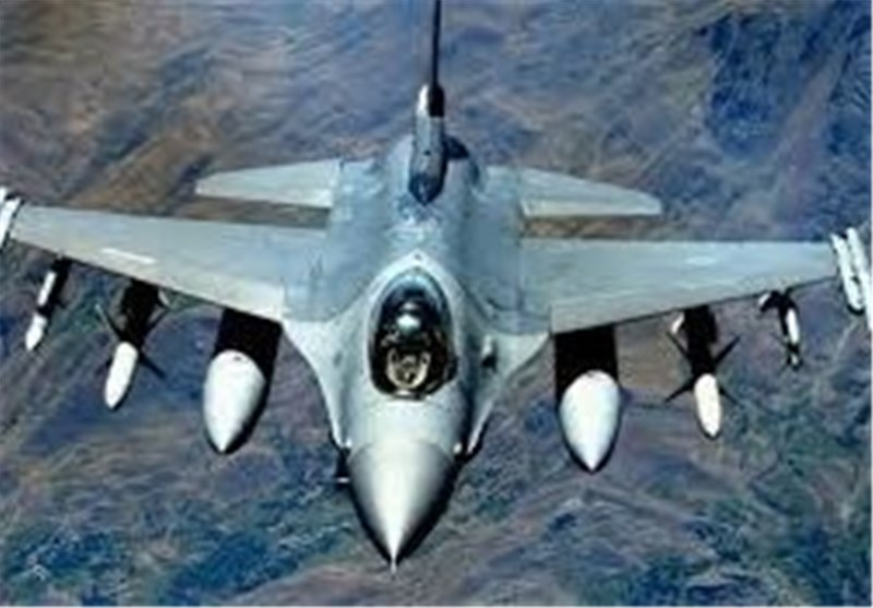 F-16 Jets Collide over US Georgia