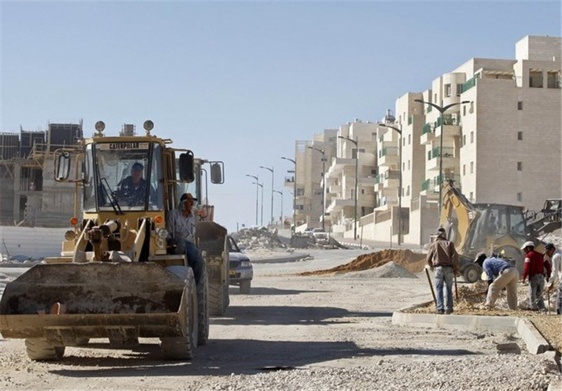 Israeli Settlers Bulldoze Palestinian Lands