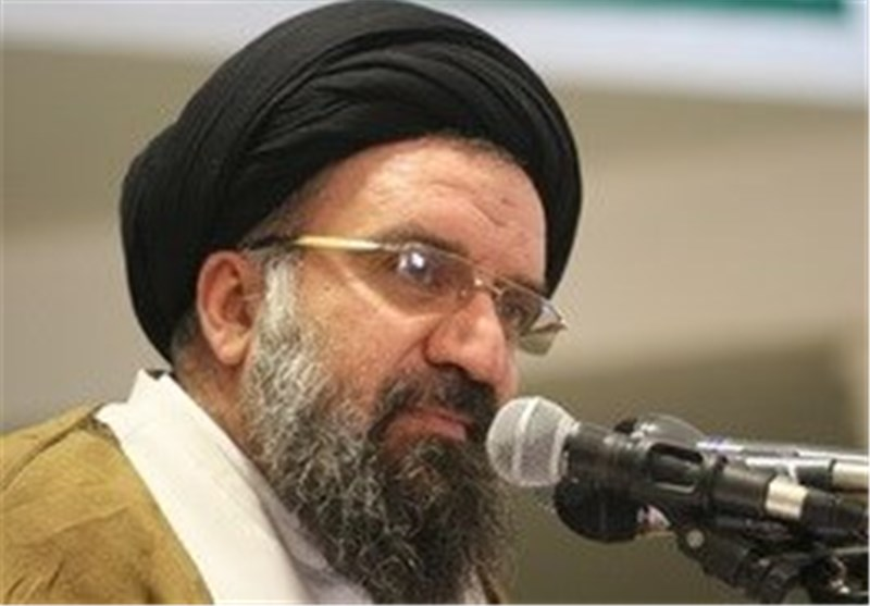 Cleric Reiterates Iran's Deep Mistrust of US