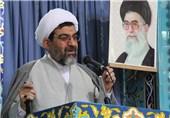 حجتالاسلام والمسلمین سیفالله یعقوبی امام جمعه شهرضا
