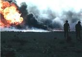 جنگ خلیجفارس عراق بمباران