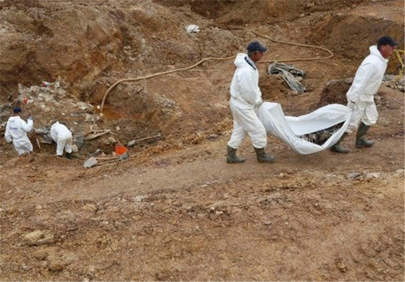 Mexico Finds 64 Bodies in Mass Graves