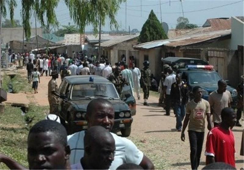 حادثه کلیسای نیجریه