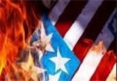 """کمپین """"مرگ بر آمریکا"""" در اصفهان تشکیل شد///انتشار///"""