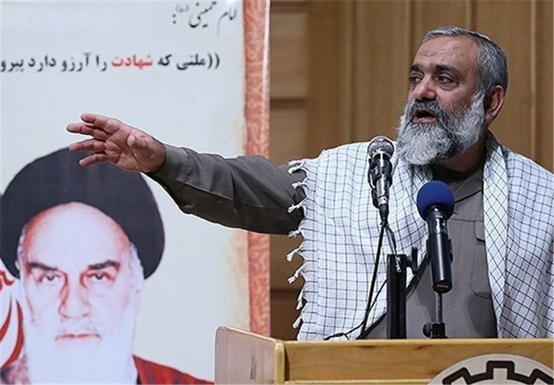 Basij Commander Urges 'National Movement' against Narcotics