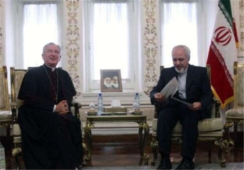 Vatican's New Envoy Presents Credentials to Zarif
