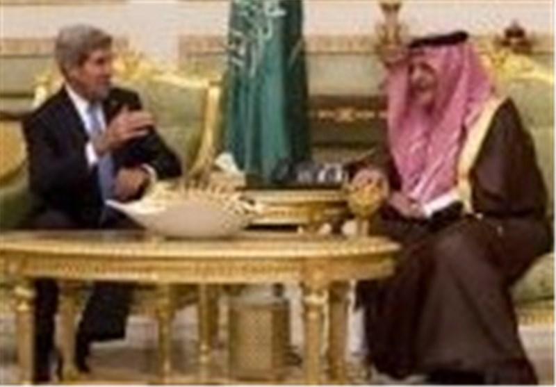 شاه عربستان از روند مذاکرات سازش حمایت می کند