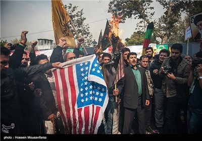 Iranians Mark National Day against Global Arrogance