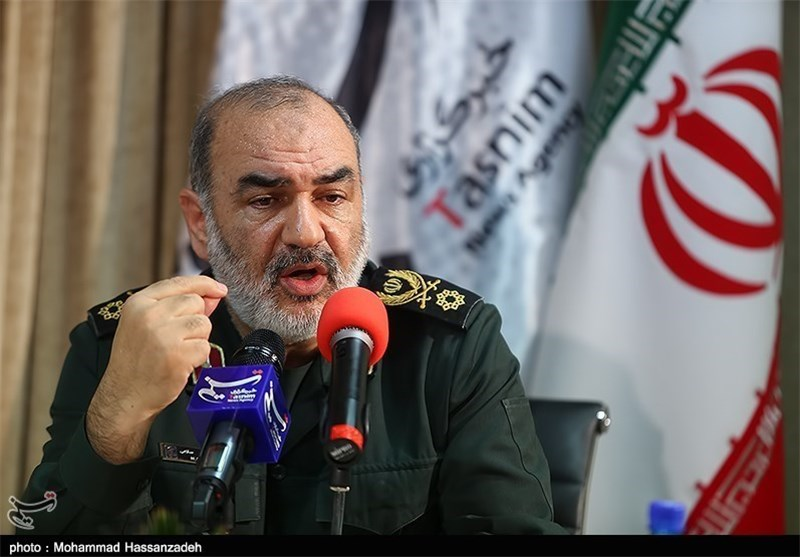 Senior Commander Highlights Iranian Missiles' High Precision