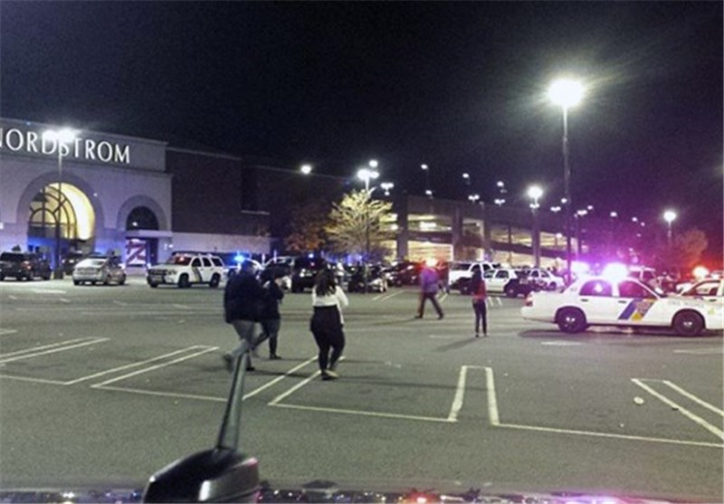 3 Dead, Including Gunman, in Maryland Mall Shooting