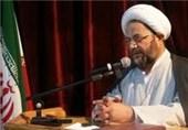علم متبرک ضریح امام رضا(ع) در بوشهر به اهتزاز در میآید